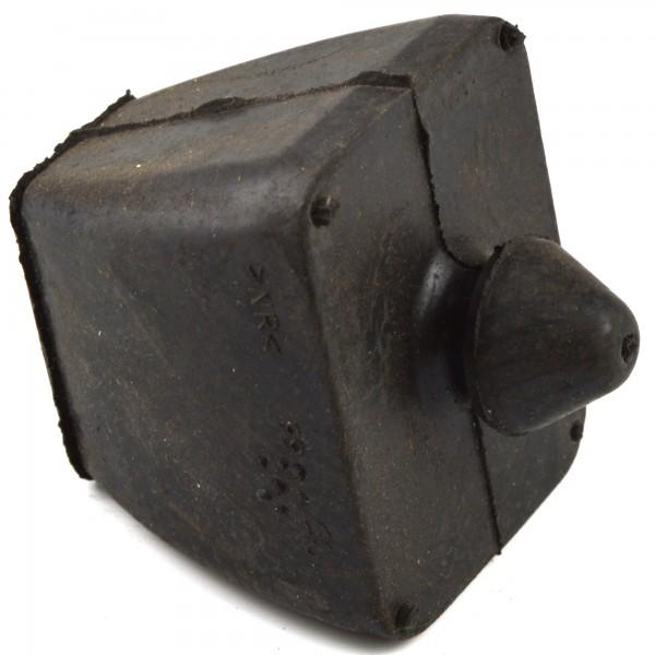 Arresto in gomma centro dell'assale posteriore Fiat 124 Spider - tamponi in gomma
