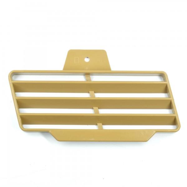 Ventilation grille center console left 79-85 beige Fiat 124 Spider