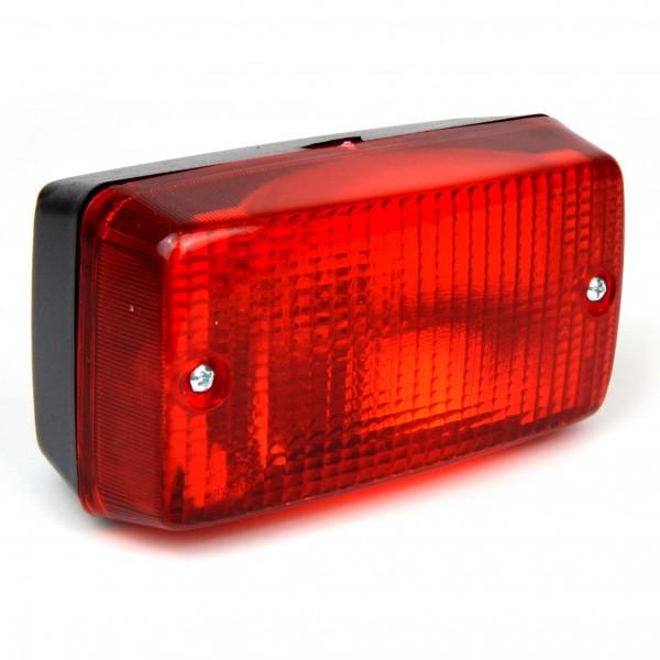 Antiniebla trasera de la lámpara DS / VX euros Fiat 124 Spider