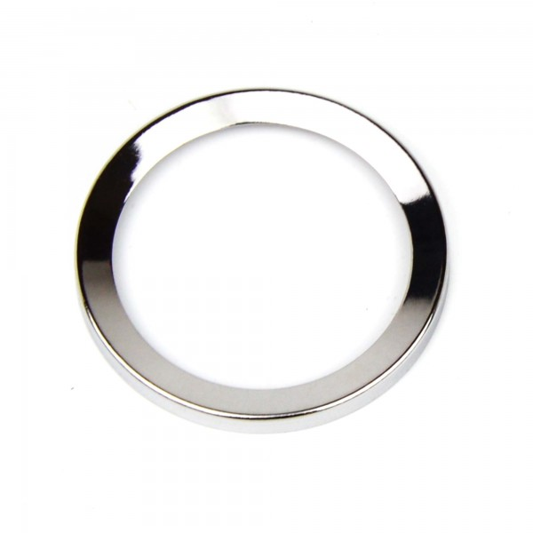 Chrome ring small for instruments for crimping Fiat 124 Spider