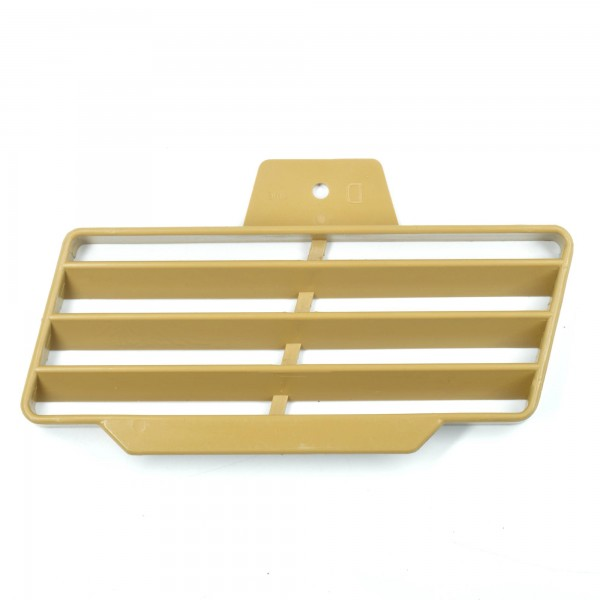 Ventilation grille center console right 79-85 beige Fiat 124 Spider