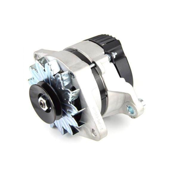 Alternator 1800/2000 incl. V-belt (1024) Fiat 124 Spider (+70 deposit)