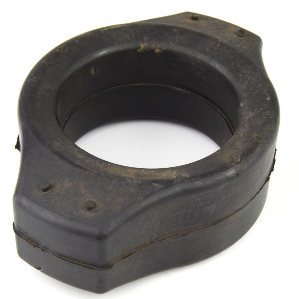 Bracket AS propshaft first series 66-68 Fiat 124 Spider - rubber bearings